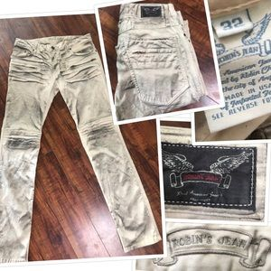 Robins jeans size 32 x 33
